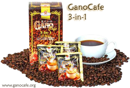 GanoCafe 3-in-1 Latte