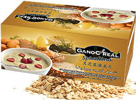 GanoCafe Oatmeal