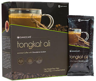 Tongkat Ali Ginseng Coffee:  Pure Energy from Gano Cafe