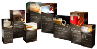 Gano Cafe Reishi Coffee Products